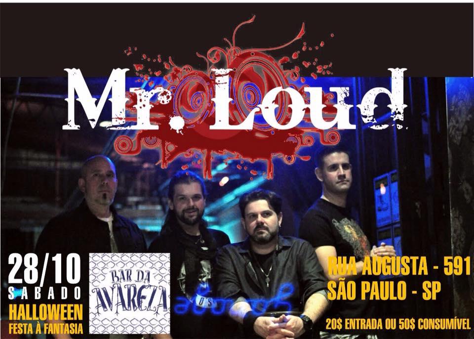? halloween se7e pecados ? com a banda mr. loud ? Halloween Se7e Pecados ? com a banda Mr. Loud Mr Loud Halloween Avareza