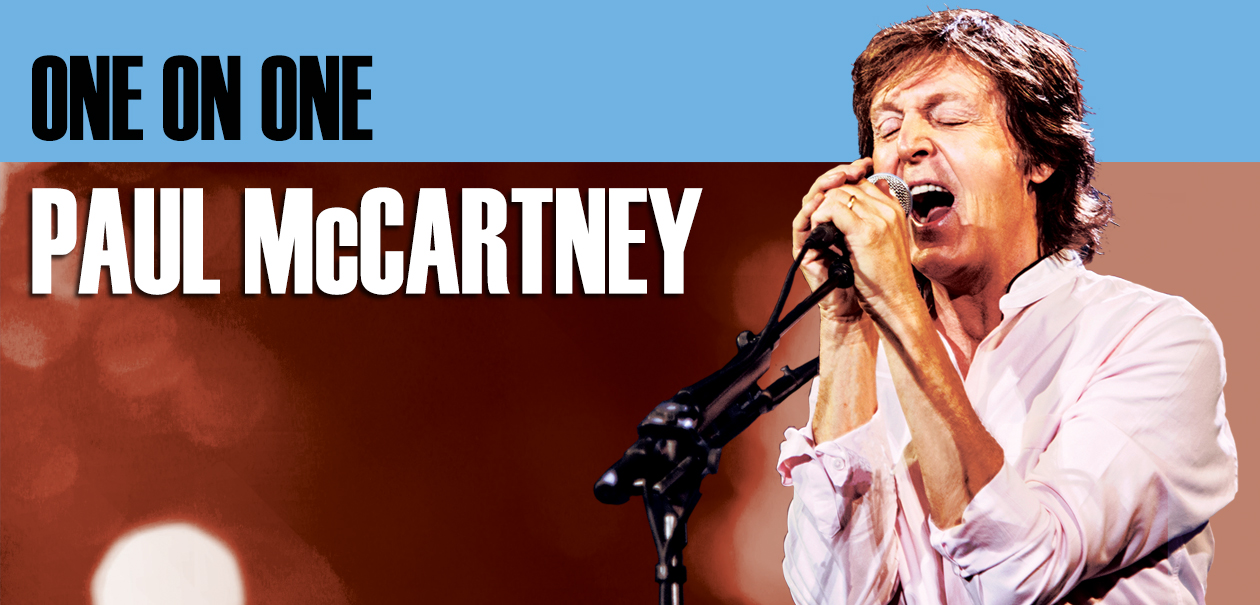 paul mccartney - one on one tour Paul McCartney – One on One Tour OneOnOne WebsiteTourBanner