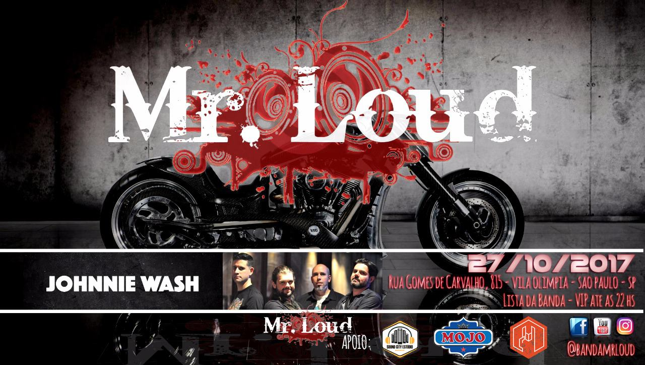 mr. loud @ johnnie walsh Mr. Loud @ Johnnie Walsh mrloud Johnnie Walsh